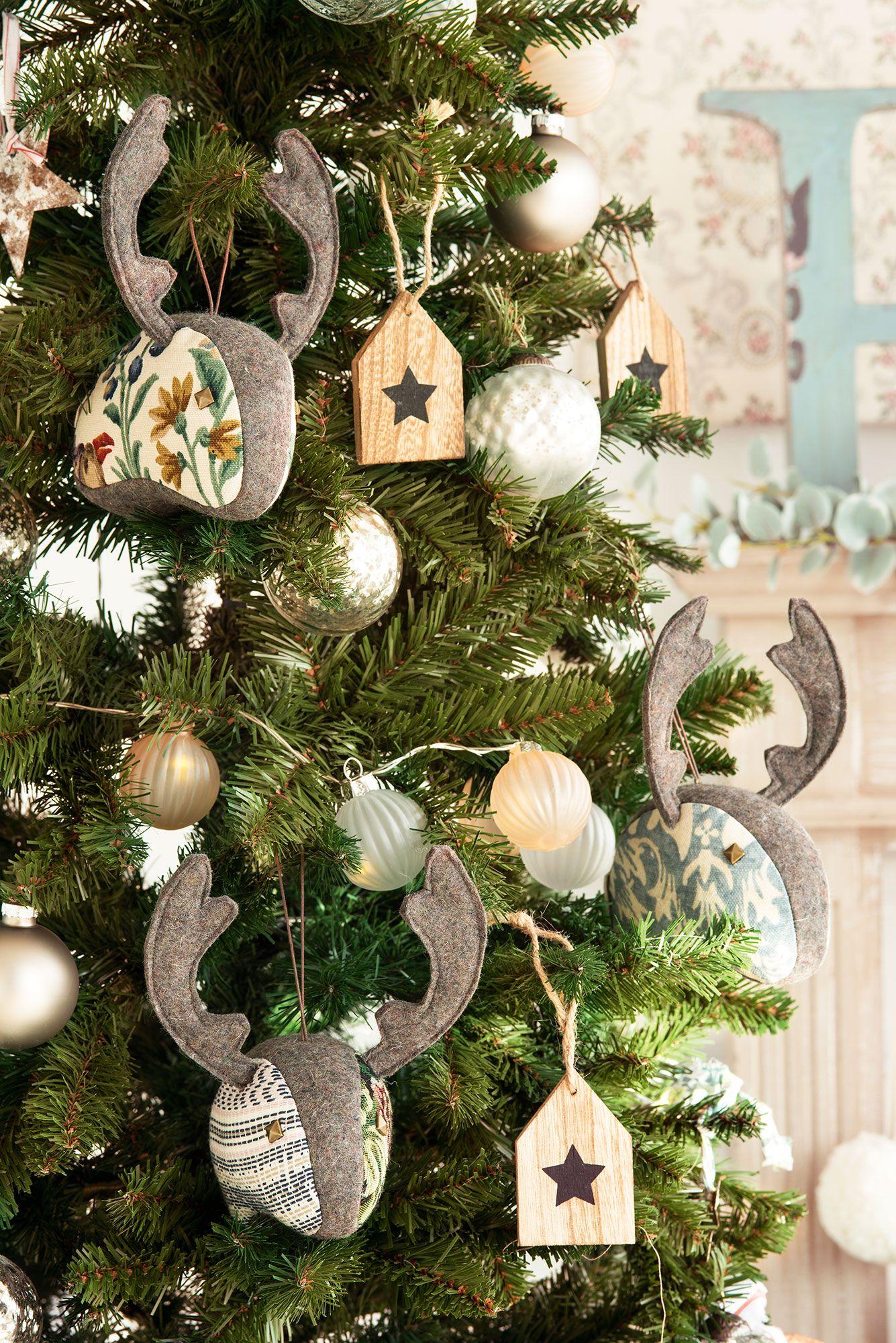 Ideas para decorar el rbol de navidad 3 rboles 3 - Arbol navidad adornos ...