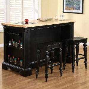 Powell Furniture Pennfield Kitchen Island