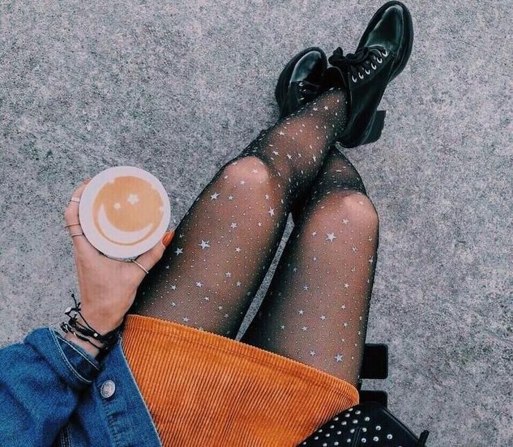 Stars Leggings #fallseason