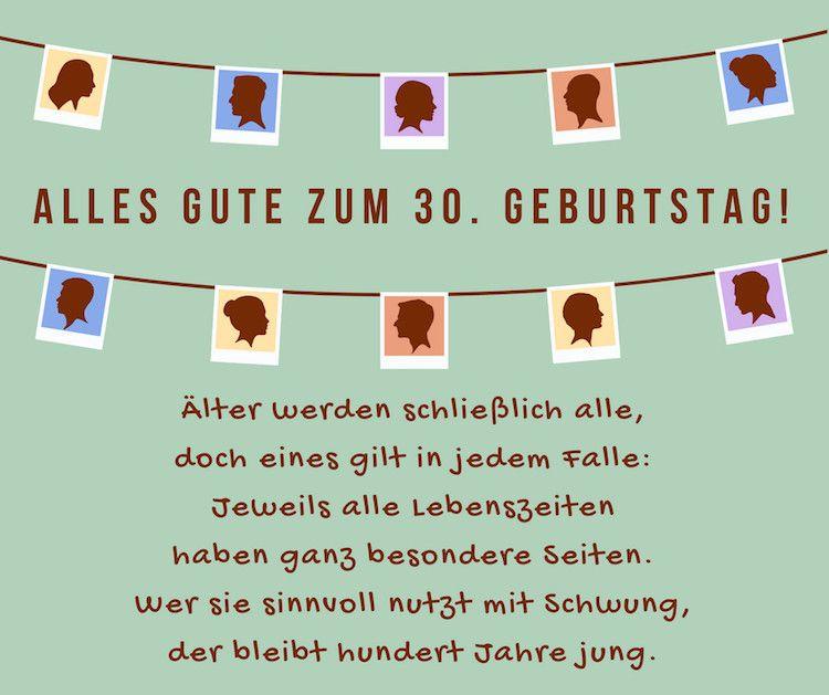 Geburtstagswunsche Zum 30 Geburtstag Der Tochter Best Of Wunders