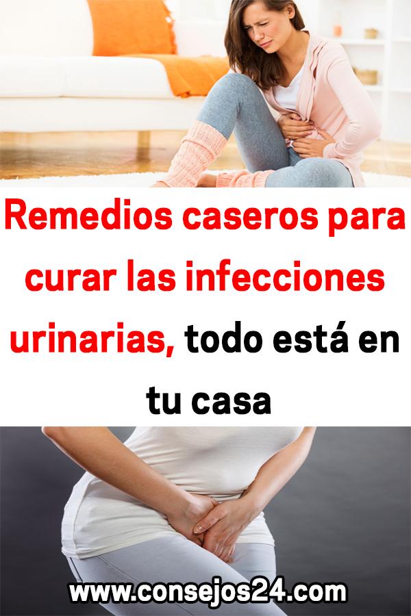 Remedios Caseros Para Curar Las Infecciones Urinarias Todo Está En Tu Casa