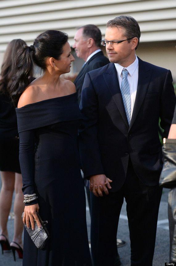Matt Damon And Wife Wow At Environmental Media Awards ...