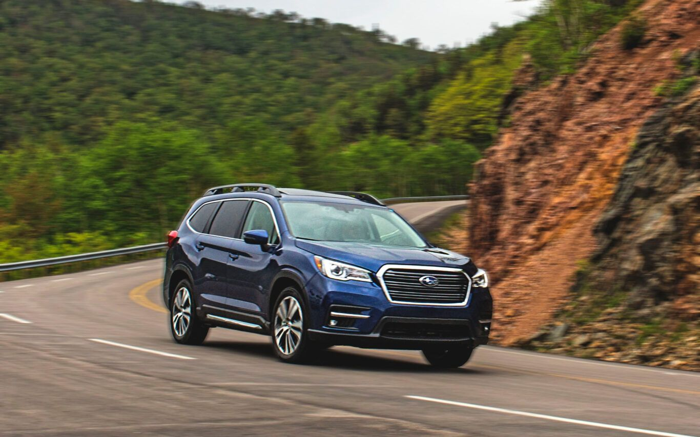the all-new 2021 subaru ascent will be the best one so far