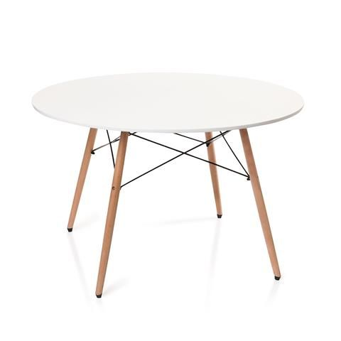 dining table - white | kmart (119cm) - $79 | dining ideas