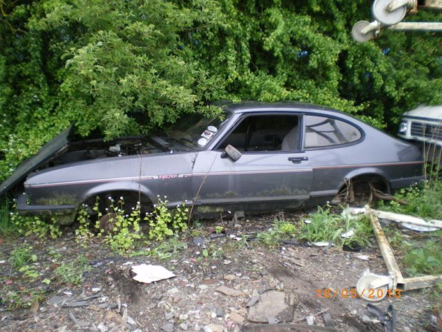 Hedge find Ford Capri 2.8i