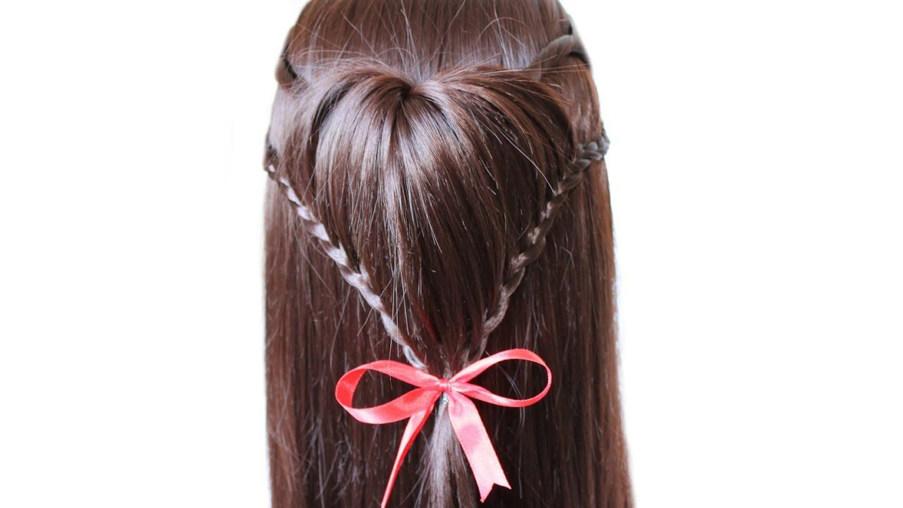 Very Nice Hairstyle At Graduation Hairstyles For Medium And Long Hair Graduation Hairstyles Hair Styles Cool Hairstyles