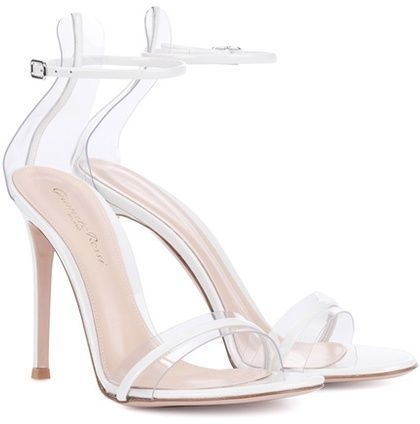 9afae84a234fb Gianvito Rossi Exclusive to mytheresa.com – G-String patent leather sandals