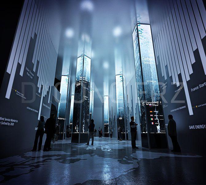 Exhibition Stand Design Competition : Astana expo dconcierz exhibition environmental