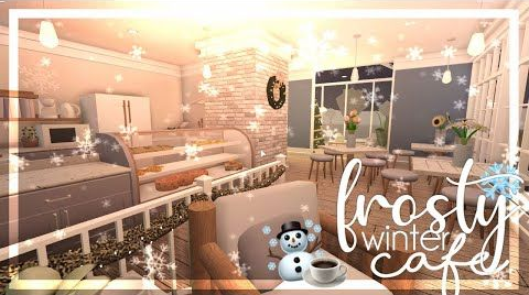 Pin by Charli on Bloxburg cafe♡ in 2020 Unique house