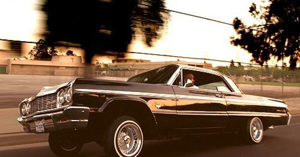 Right after 42 a long time, Chicano car journal Lowrider