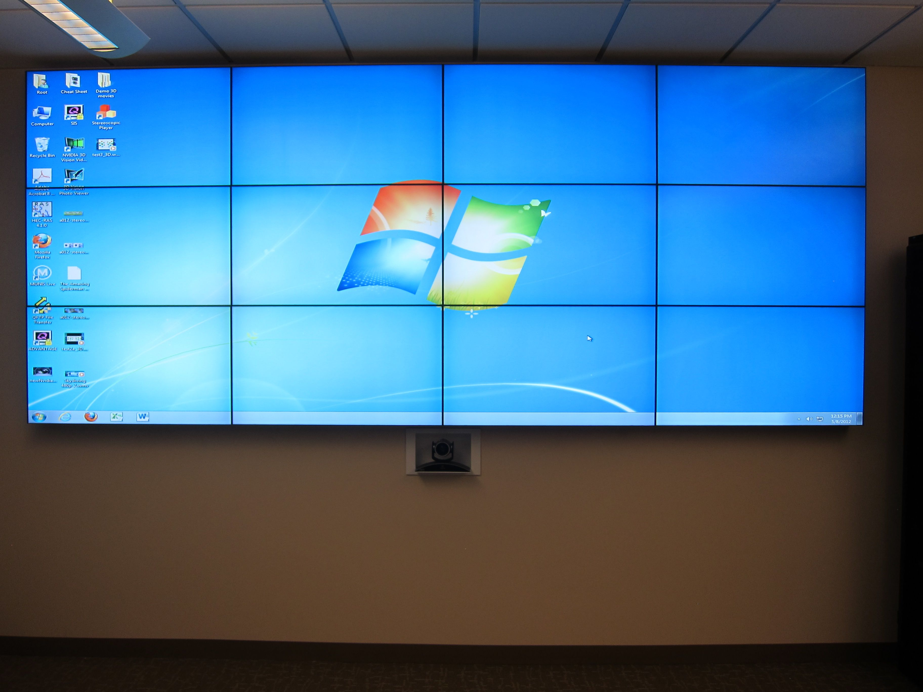 Image result for tiling LCD screen panels | GL Video Wall | Pinterest