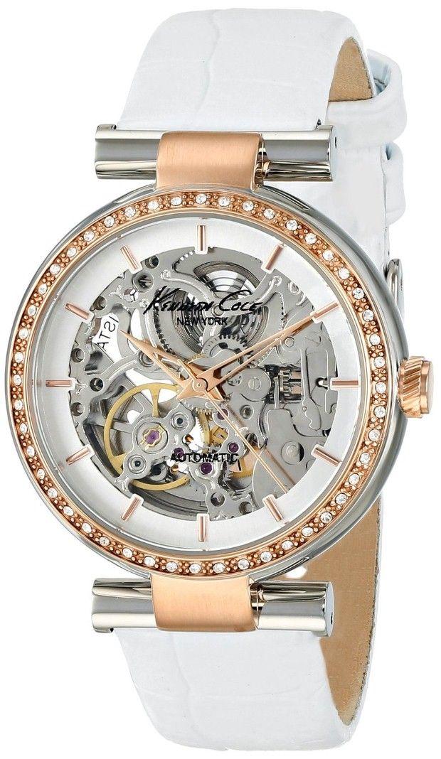 f2dadd1d394 women watches   best white watches for women Kenneth Cole New York · Justa BijuteriasJoiasRelógios FemininosRelógios ...