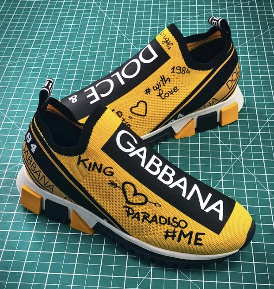 Dolce Gabbana #sneaker #kicks #yeezy