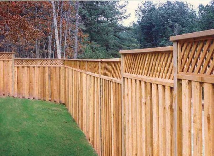 Great design of shadowbox fence for backyard for the home great design of shadowbox fence for backyard workwithnaturefo