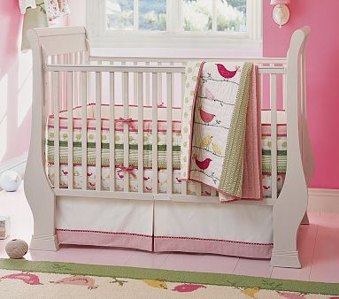 This Is The Penelope Nursery Bedding From Pottery Barn Kids I Wonder If They Knew Etymology Of When Creating Design