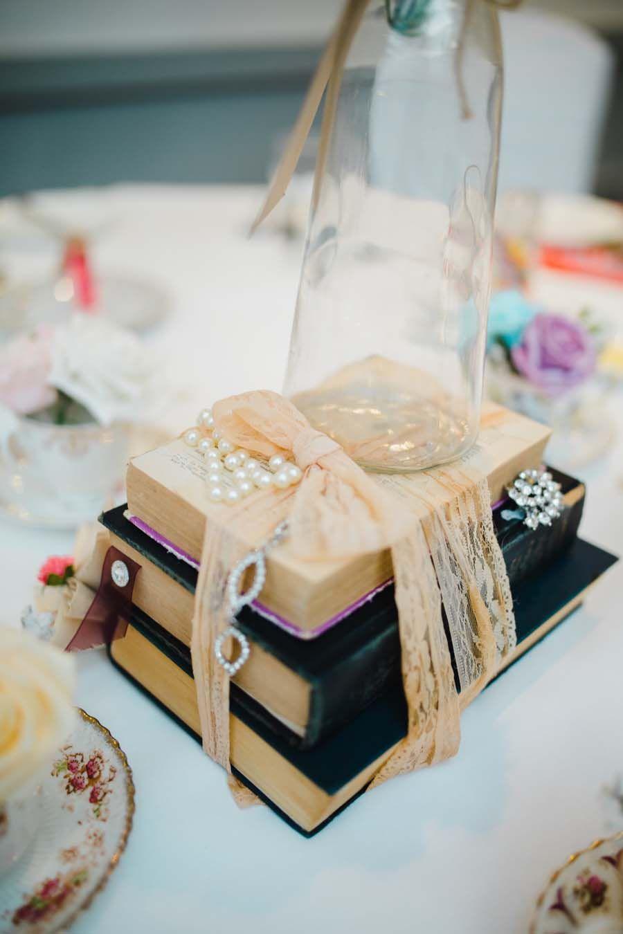 Pretty Pastel Alice In Wonderland Inspired Wedding: Becki & Nick ...