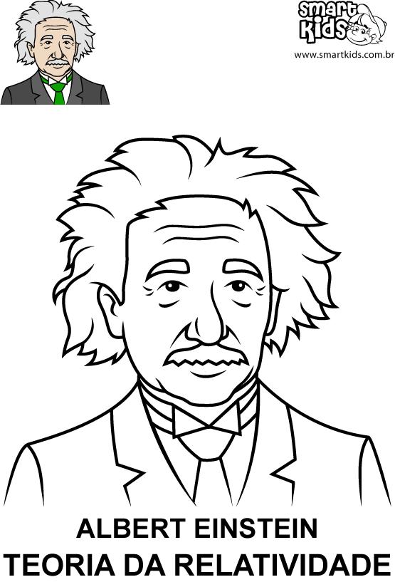 Albert Einstein Teoria Da Relatividade Einstein Teoria Da Relatividade Desenho
