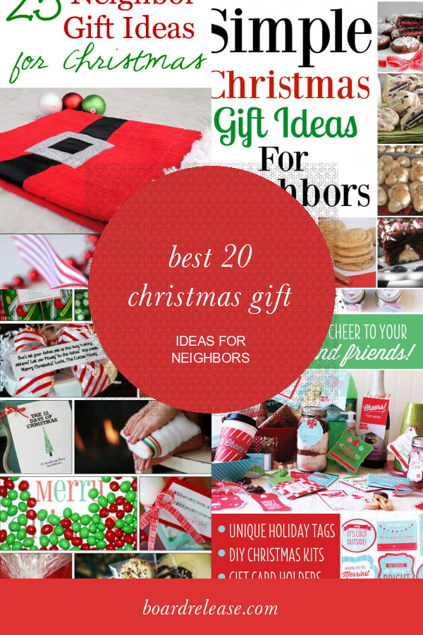 Best 20 Christmas Gift Ideas for Neighbors - Home Inspiration   DIY Crafts   Birthday   Quotes and P #christmasgiftideasforteens