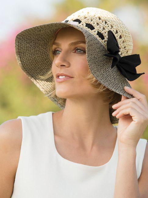 Shield delicate skin in style - Maribel Crochet Hat -- Orvis on Orvis.com cdbee277465