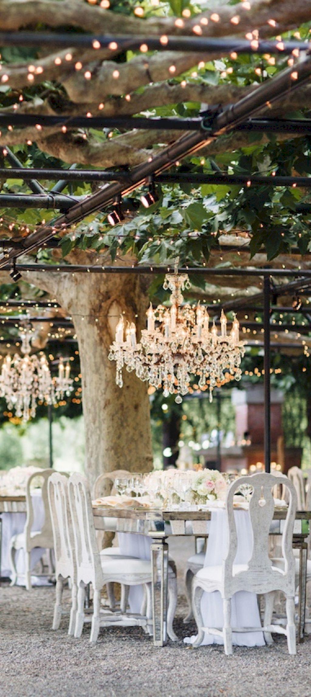 81 Elegant Outdoor Vineyard Wedding Decorations Ideas