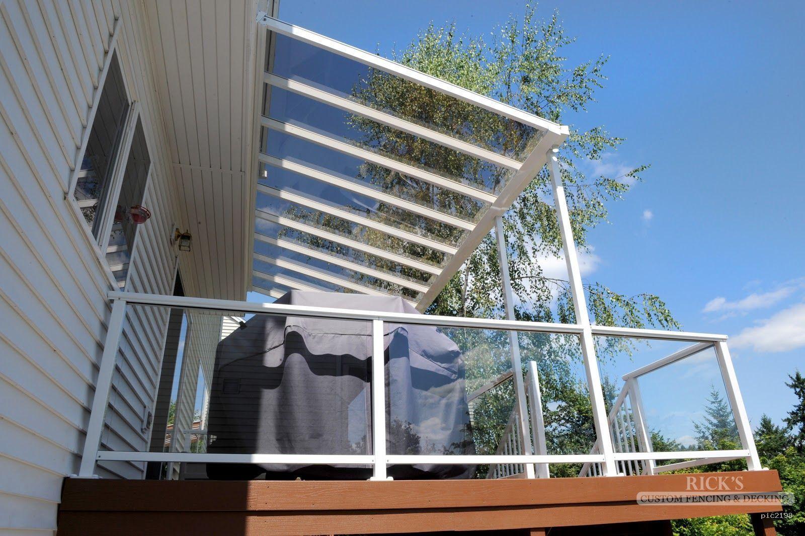 Aluminum Patio Covers & Aluminum Patio Cover Kits | Ricksfencing.com