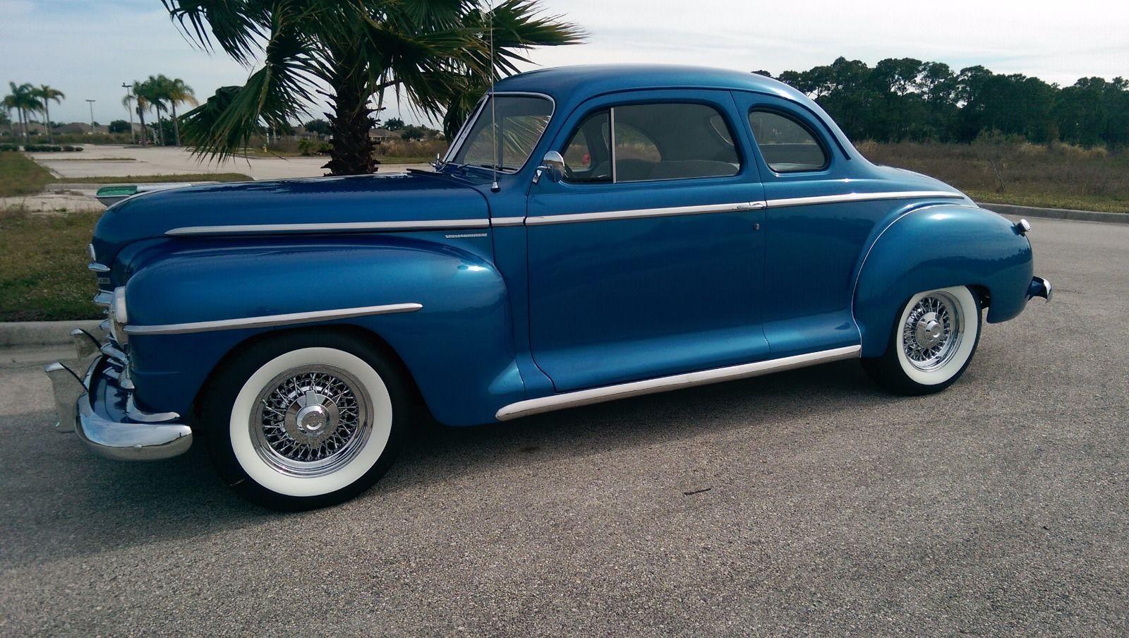 Annonce de Plymouth 1948 par FabulousMotors | American Car ...