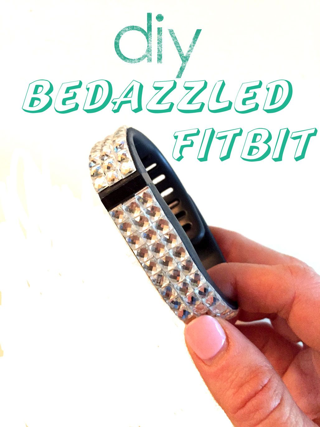 I have had countless oohs and ahs about my blinged out fitbit i have had countless oohs and ahs about my blinged out fitbit bracelet heres a baditri Gallery