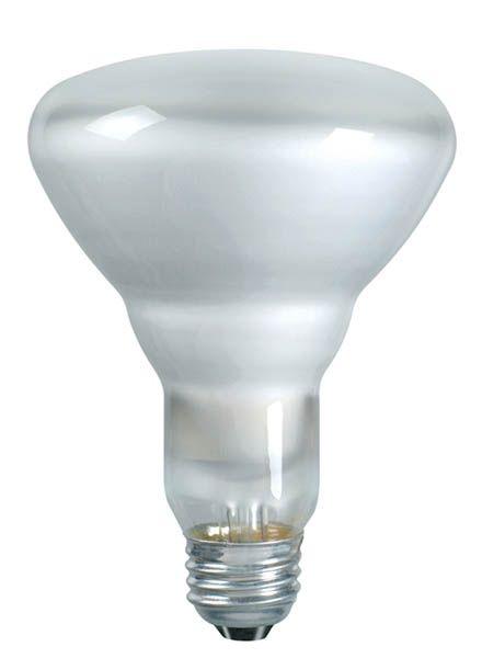65 Watt Br30 Reflector Flood Lamp Contractor Pack Light Bulb Incandescent Light Bulb Can Lights
