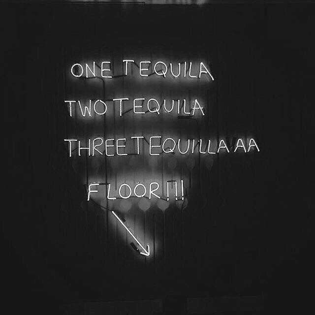 "Photo of Bad Habit Club on Instagram: ""Enjoy your Saturday night! #tequila #drunk #shots #party #love #dance #goodnight #qotd #rebel"""