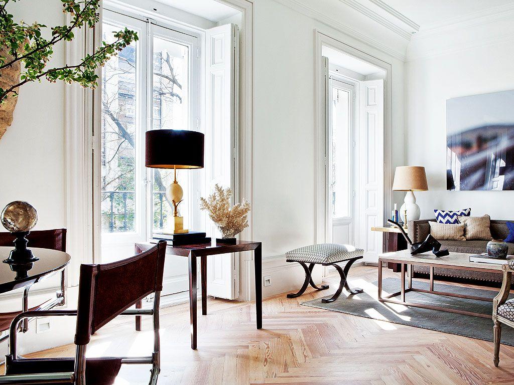Apartment by Miguel Garca de Valcrcel Interiors