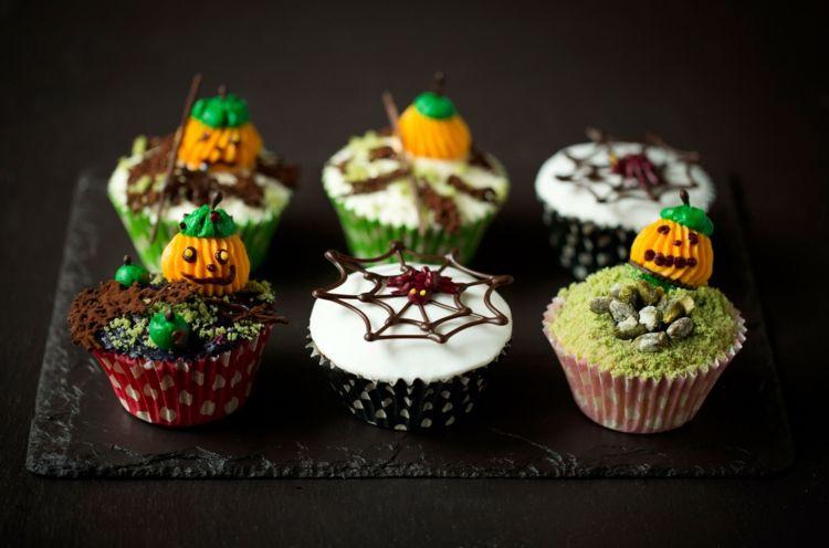 Halloween Muffins Deko Selber Machen 50 Schaurig Susse Ideen In Bildern Halloween Sussigkeiten Selber Machen Halloween Sussigkeiten Halloween