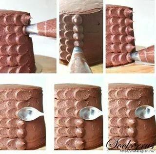 Cake tip