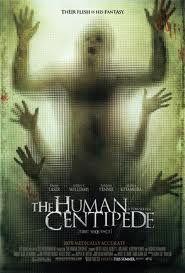 El Cienpies Humano Centipede Movie Posters Horror Movies