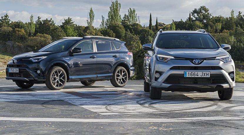 Toyota Rav4 Hybrid Feel Edition Mas Equipamiento Y Mejor Estetica Toyota Que Te Mejores Estetica