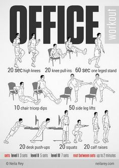 your workouts desk do exercises resistance moves strength to redefining band at