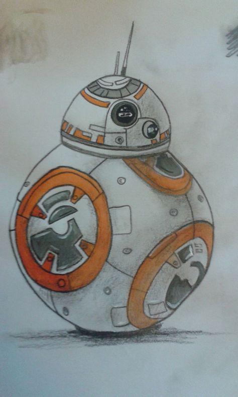 Bebe 8 Star Wars Dessin Peinture Dessin Star Wars