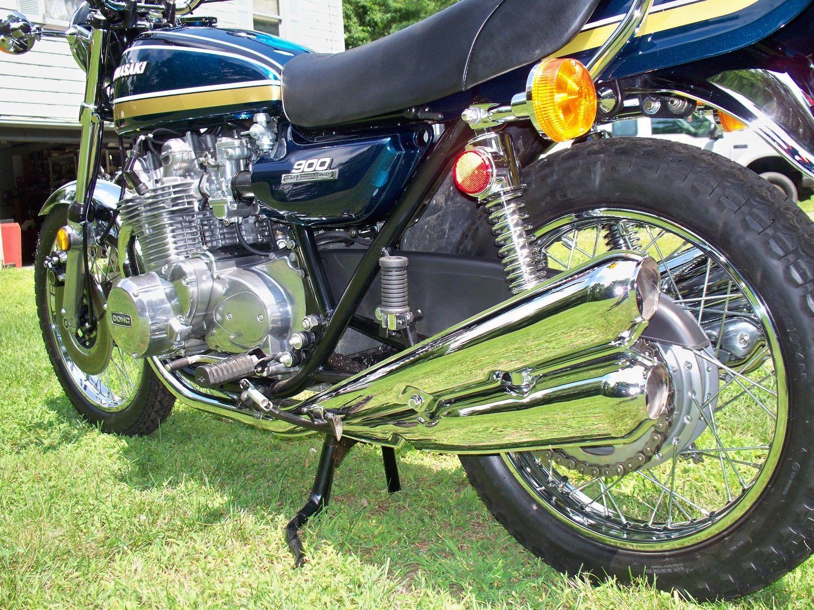 Kawasaki Other | eBay | 1975 Kawasaki Z1b 900cc | Pinterest ...