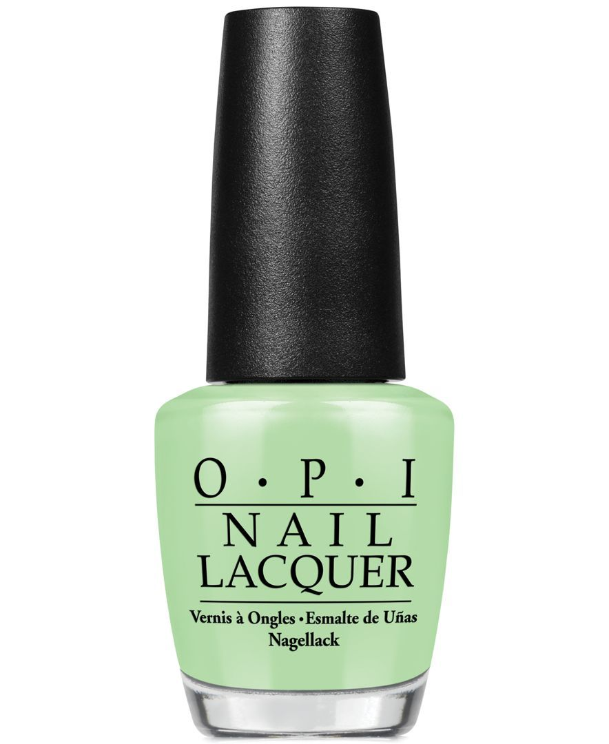 OPI Nail Lacquer, Gargantuan Green Grape