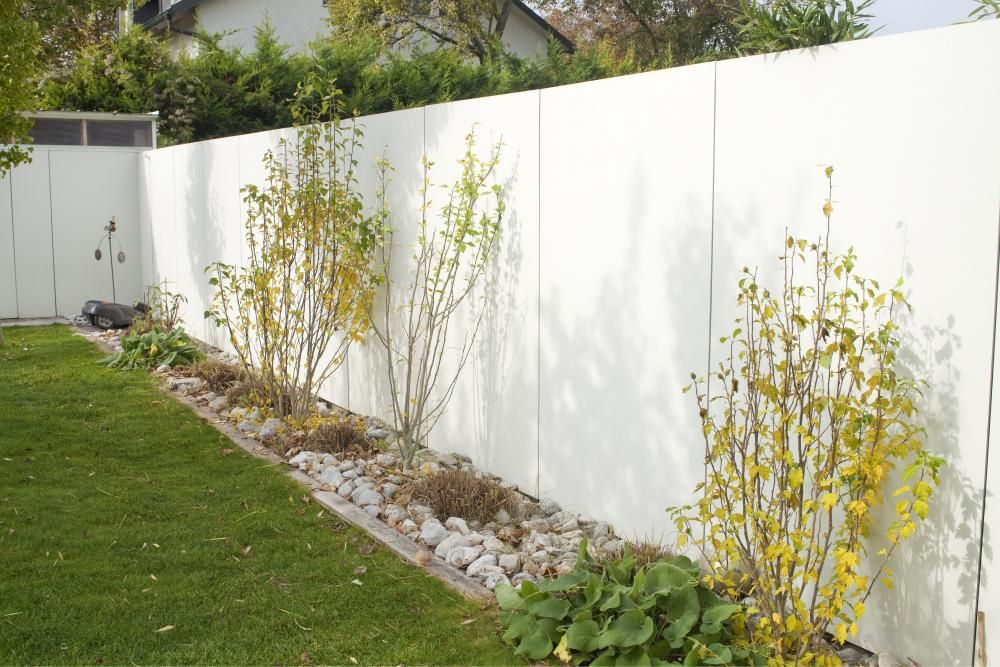 Gartengestaltung Mit Mauern Gartenmauer Garten Ideen Gestaltung Vorgarten Gartengestaltung
