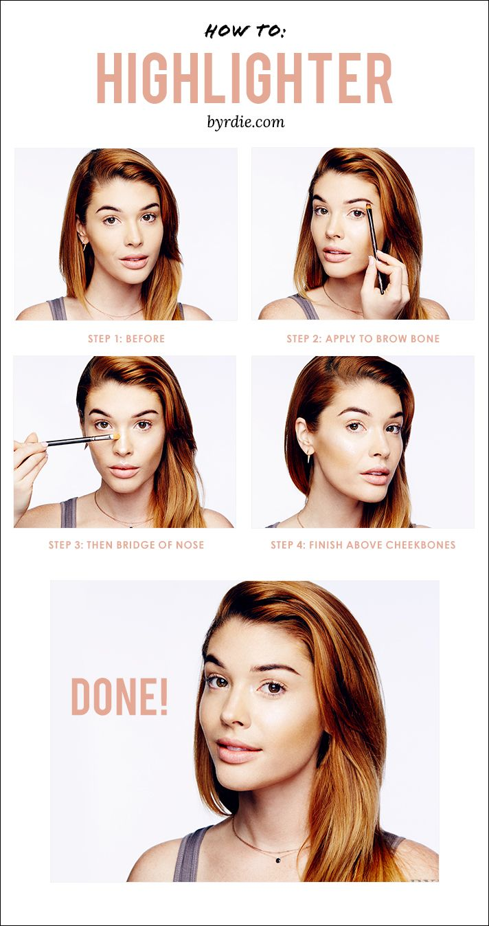 How to Apply Highlighter In 4 Easy Steps