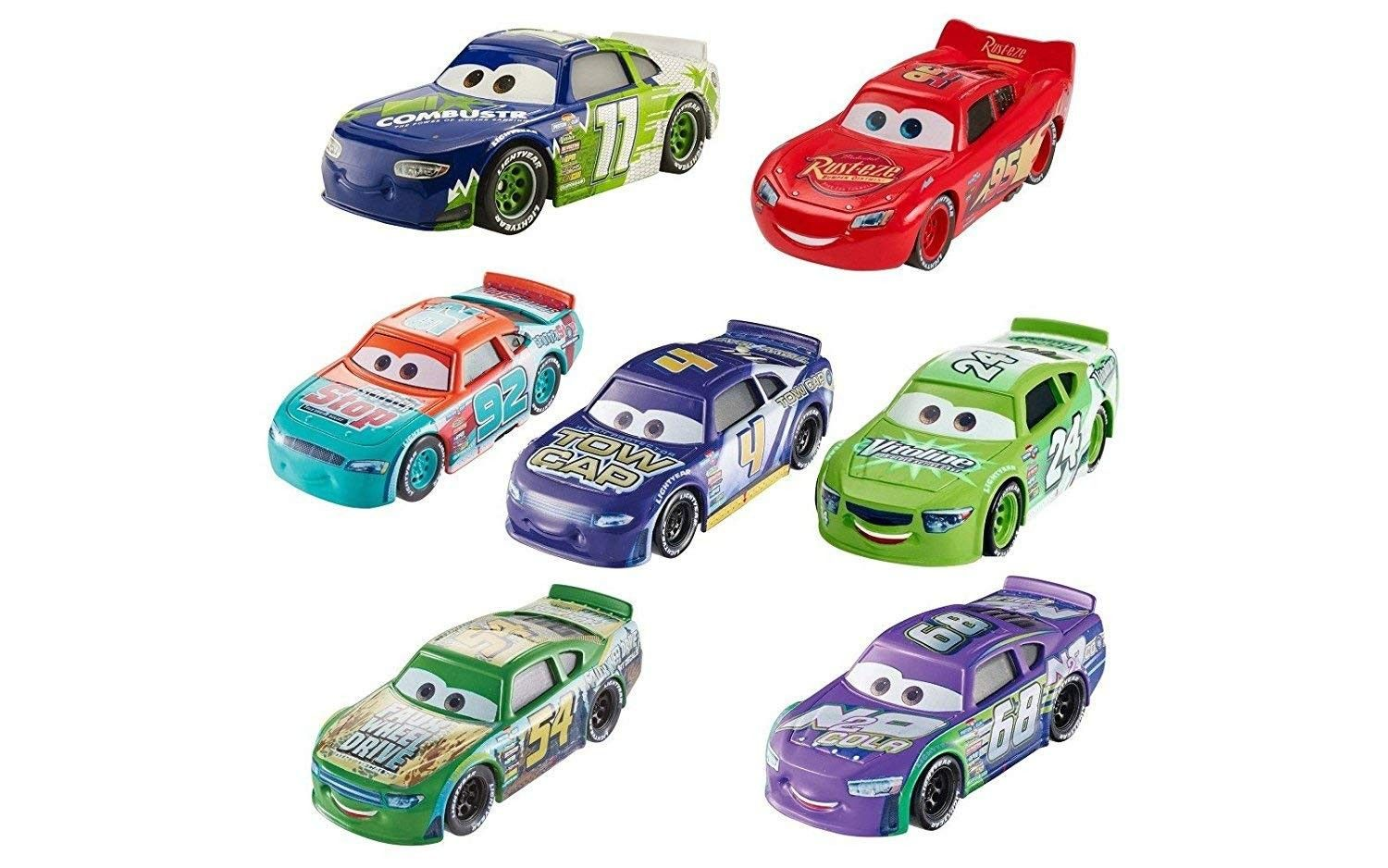 Disney Cars Die-Cast Character Cars - Single Assorted