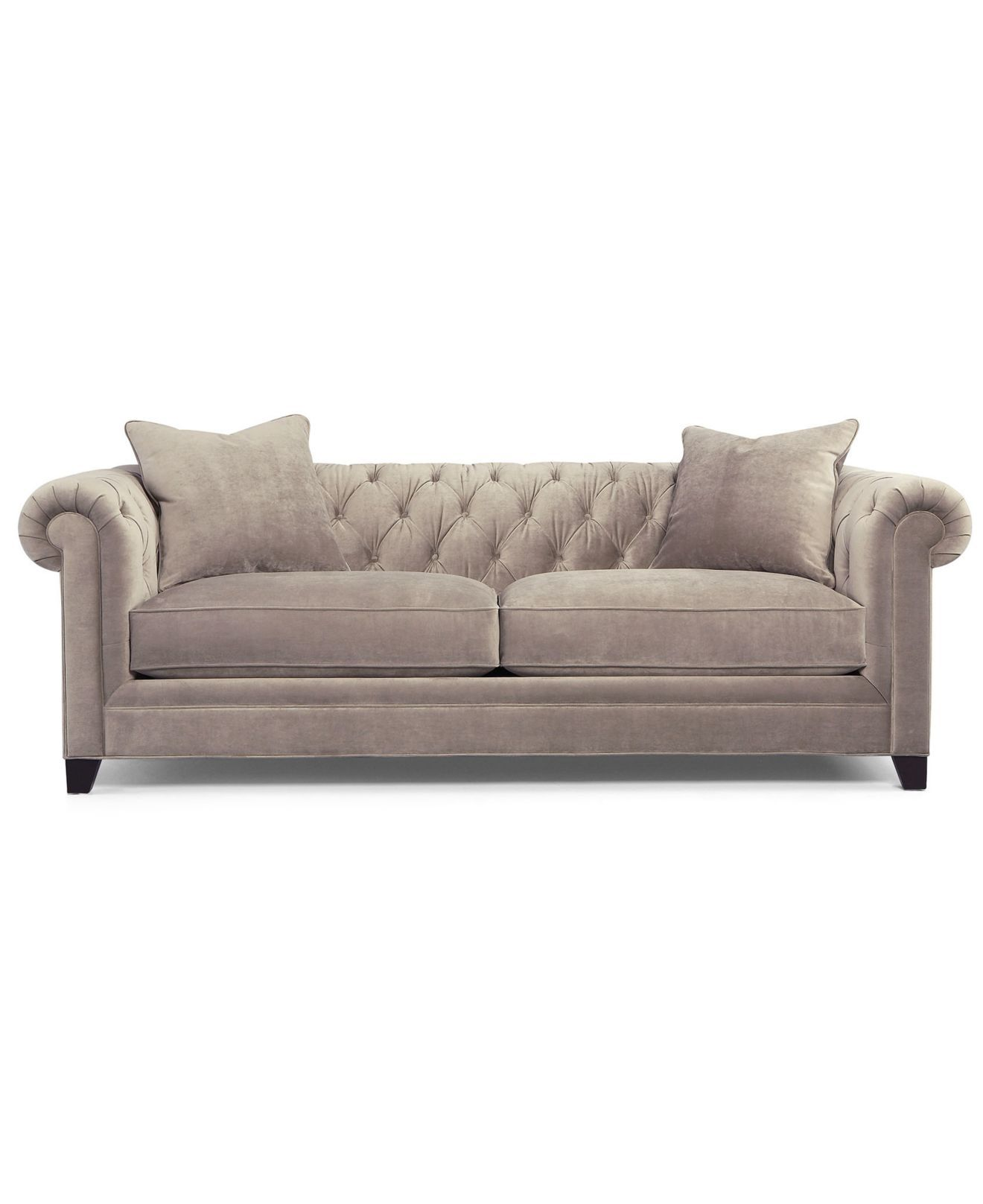 Saybridge 92 Fabric Sofa Created For Macy S Living Room Furniture Collections