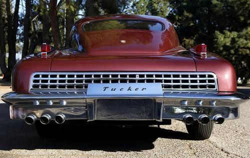 A 1948 Tucker Comes Up For Auction Classic Car Insurance