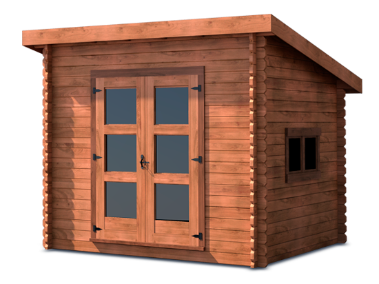 Wiserwood: Canadian Prefabricated Bunkie Kits | Bunkie ...