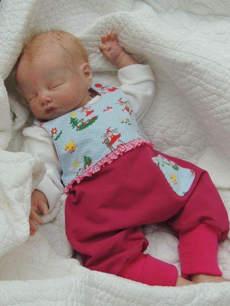 Strampler - Milli Milli Bio Baby Strampler - ein Designerstück von made-by-RiAnn bei DaWanda