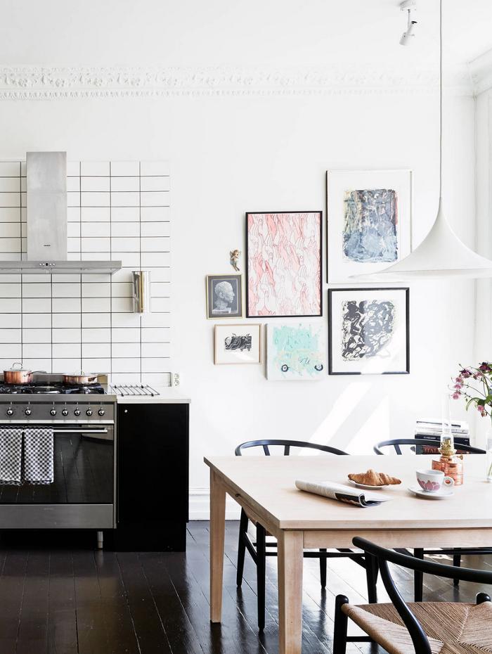 Swedish Style Interior Design dustjacket attic: interior design | swedish style | リビング
