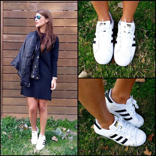 A Golpe ZapatillaMy Style Y ZapatillasVestidos Adidas De PkiuOXZ