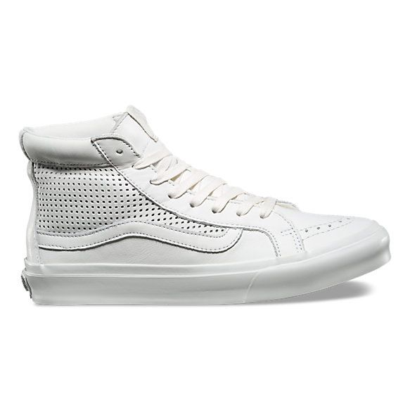 Square Perf SK8 Hi Slim Cutout DX | Shop Shoes | SF wants