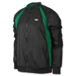 With a retro, classic style, the Men's Jordan AJ1 Muscle Wind Break Jacket is one of those apparel pieces that gives you an extra skip in your step.