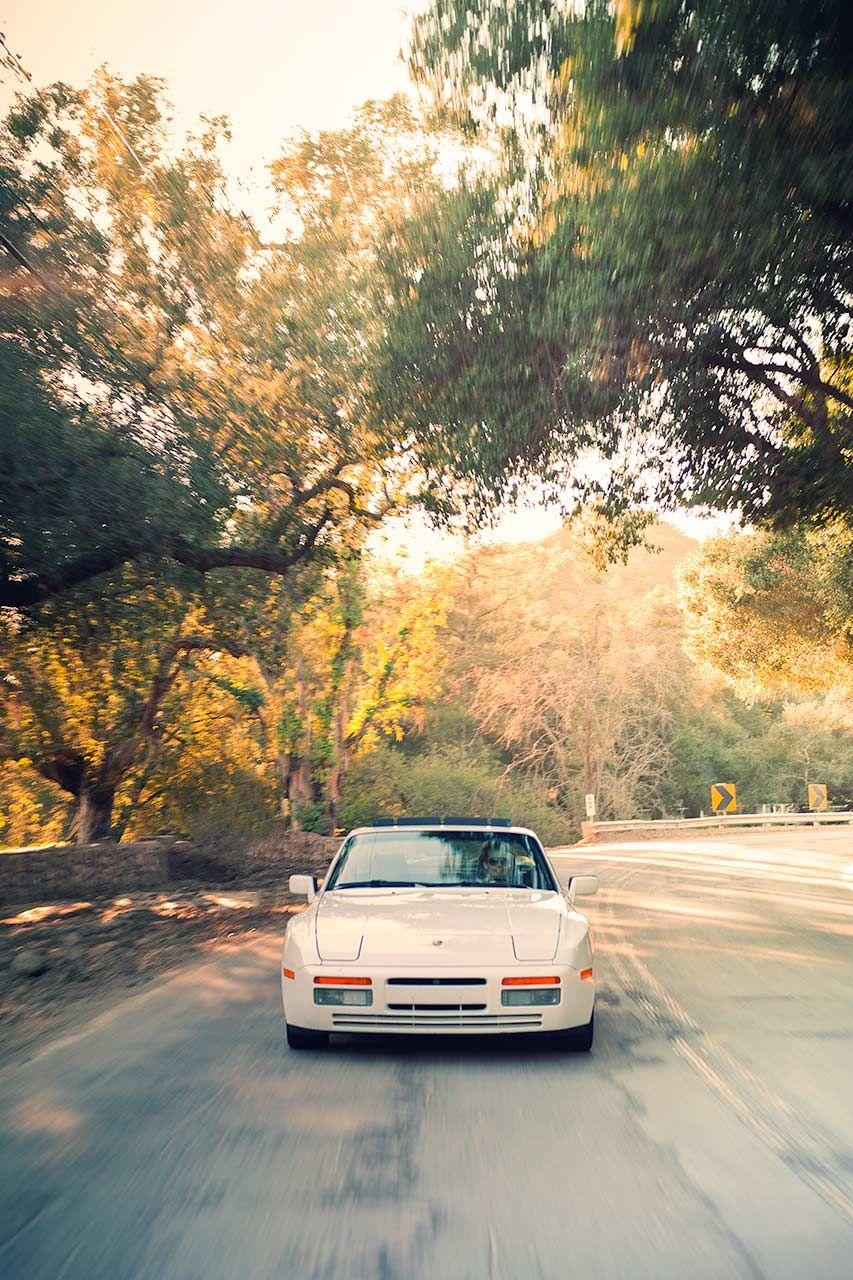 Porsche 944 Wallpaper